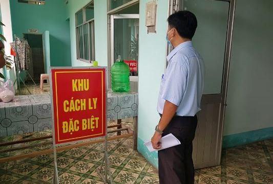 An Giang: 2 học sinh trốn từ Campuchia về Việt Nam rồi nhập học