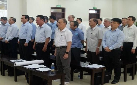 Viện kiểm sát bác kháng cáo kêu oan của 2 cựu chủ tịch Đà Nẵng