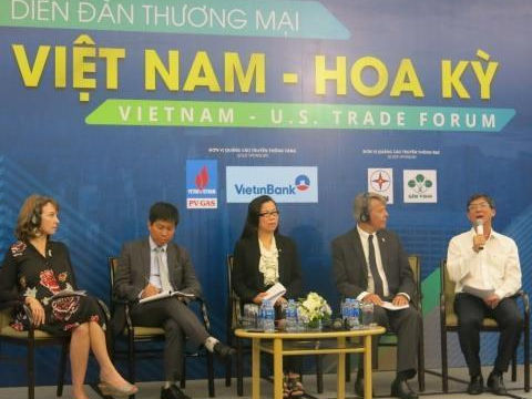 Chia sẻ kinh nghiệm xuất sữa sang Mỹ tại Diễn đàn thương mại Việt Nam - Hoa Kỳ