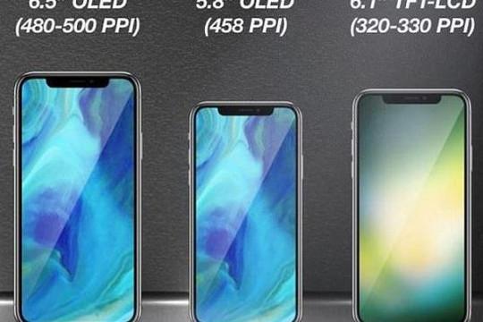 Apple ra mắt iPhone 2 sim 2 sóng