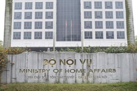 3 thứ trưởng Bộ Nội vụ được đề nghị khen thưởng vì 'xuất sắc đột xuất'