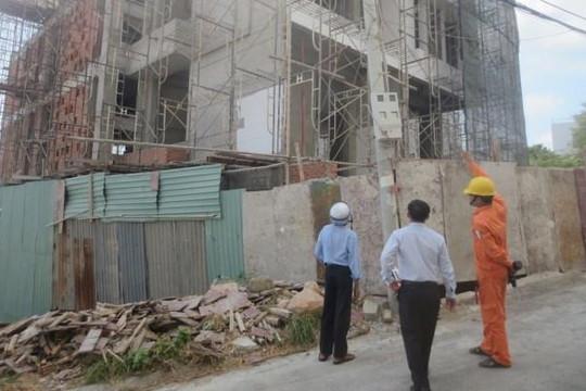 TP.HCM cưỡng chế công trình xây dựng trái phép nghiêm trọng