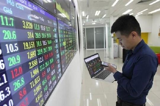 Thị trường chứng khoán tăng mạnh nhất 19 năm