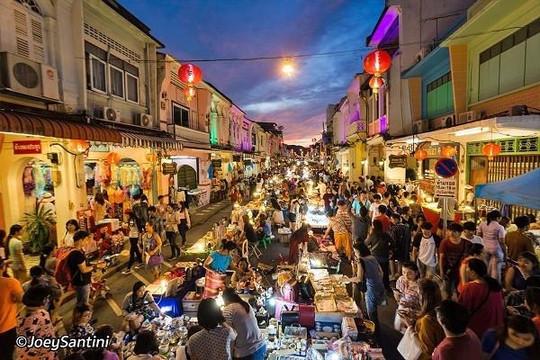 Việt Nam ở đâu trên bản đồ kinh tế đêm của thế giới?