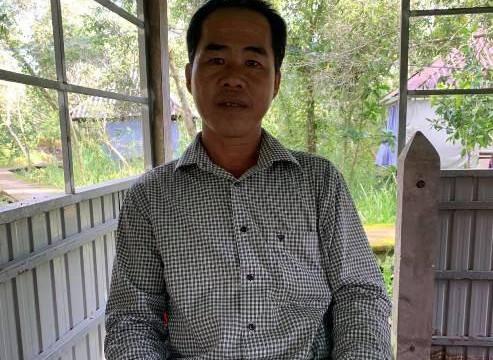 Kiên Giang: Chia tay gần 1 năm, người cũ quay lại lấy chiếc xe cuốc bạc tỉ
