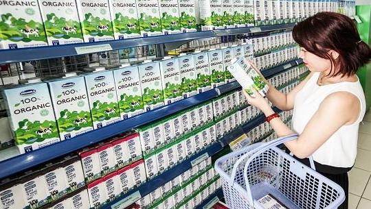 Vinamilk 3 năm liền nằm trong top thương hiệu được lựa chọn nhiều nhất ở Việt Nam