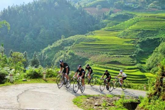 Du lịch bằng xe đạp trên những cung đường tuyệt đẹp ở Việt Nam