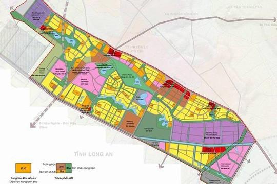 TP.HCM điều chỉnh quy hoạch 10 phân khu dọc sông Sài Gòn