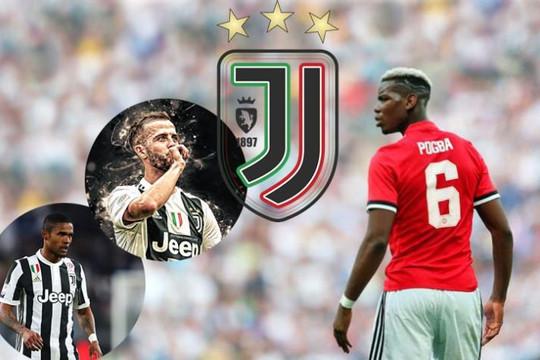 Juventus gạ đổi hai tiền vệ tấn công để có một Paul Pogba