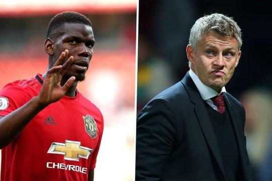 Sự nghiệp của Pogba với M.U sẽ kết thúc khi CLB rao giá bán 100 triệu bảng?