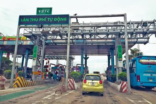 Chính phủ cho phép Bộ GTVT quyết việc trích doanh thu dự án BOT
