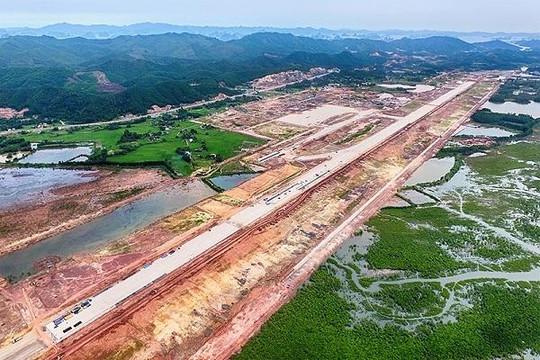 Hạ tầng kỹ thuật khu tái định cư phục vụ GPMB Cảng HKQT Vân Đồn sắp được hoàn thành