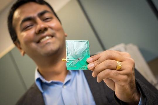 Con chip mới dùng cho các thiết bị internet vạn vật tiêu thụ cực ít năng lượng