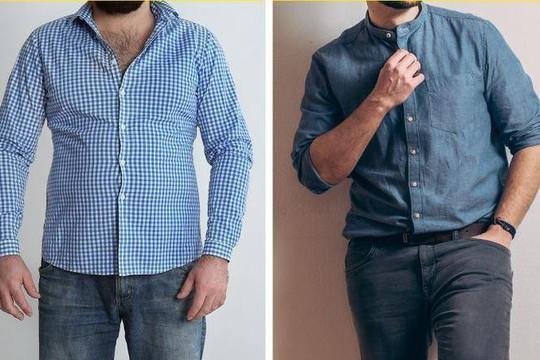 8 lỗi thời trang phổ biến của đàn ông và những mẹo hay để thay đổi