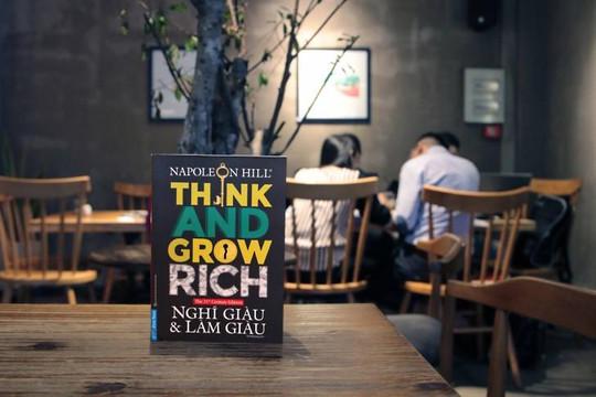 Cần làm rõ bản quyền tác phẩm 'Think and grow rich' của Thái Hà Books