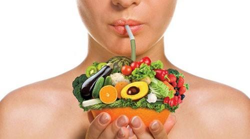 Thực phẩm cấp nước giải nhiệt cho da trong mùa hè
