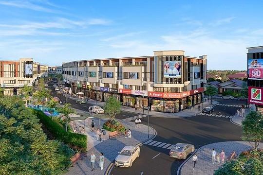 Khu đô thị thương mại J-Dragon, mang công viên Châu Long về Cần Đước