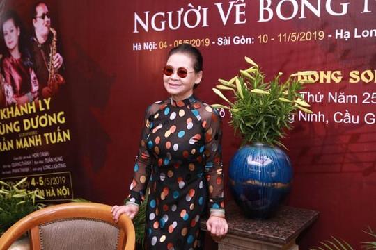 Danh ca Khánh Ly: 'Tôi với Trịnh Công Sơn có tình yêu thương lẫn nhau'