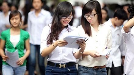 Bộ GD-ĐT công bố đề thi minh họa cho kỳ thi tốt nghiệp THPT vào giữa tháng 5