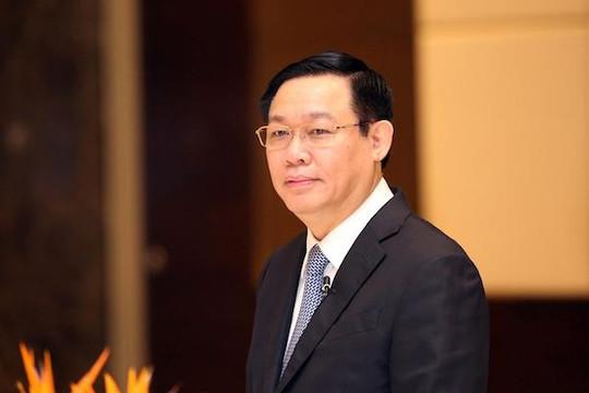 3 đề nghị của Phó thủ tướng Vương Đình Huệ tại Diễn đàn Kinh tế TP.HCM 2018