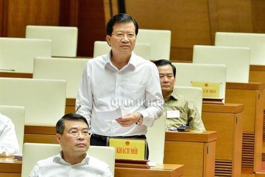 Phó thủ tướng Trịnh Đình Dũng: Chỉ đầu tư dự án BOT trên tuyến đường mới