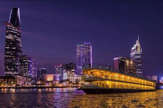 Trải nghiệm Fine Dinning trên du thuyền Saigon Princess dọc sông Sài Gòn