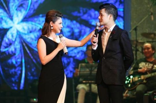 Thanh Thảo, Quang Dũng tái hợp trong đêm nhạc riêng