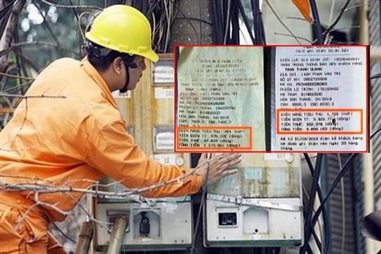 EVN: Có hàng trăm nghìn khách hàng tiêu thụ điện tăng hơn 300%