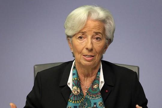 Chủ tịch ECB kêu gọi Eurozone xem xét nghiêm túc vấn đề phát hành 'trái phiếu Corona'