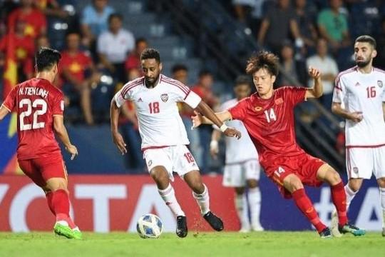 Nếu U23 Việt Nam hoà Jordan là mất quyền tự quyết