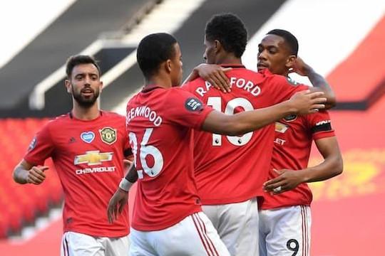 Thưởng thức clip 66 bàn thắng của Man United ở Premier League 2019/20