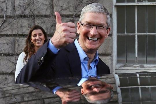 Tim Cook tiết lộ dự án 'mẹ của các trí thông minh nhân tạo' của Apple