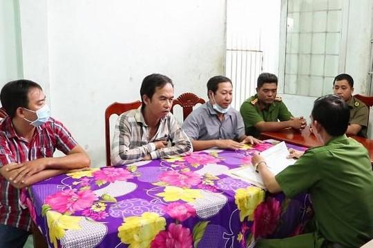 Vĩnh Long: Thua xí ngầu, 5 người đàn ông chặn đánh kẻ thắng bạc để cướp lại tiền