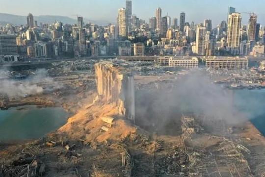 Cảnh báo về hóa chất nguy hiểm trước vụ nổ kinh hoàng tại Lebanon
