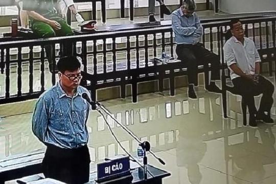 Ông Trương Duy Nhất bị tuyên y án 10 năm tù