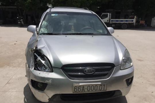 An Giang: Đã bắt được tài xế gây tai nạn làm chết hai vợ chồng