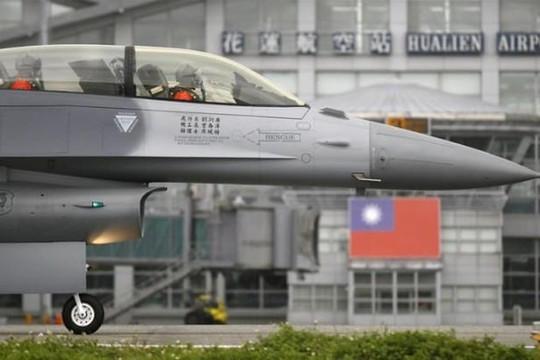Toan tính sâu xa của Mỹ khi bán F-16 cho Đài Loan, Trung Quốc phẫn nộ nhưng bất lực