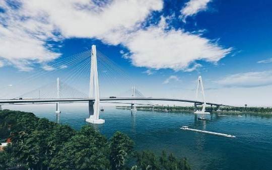 Khởi công cầu Mỹ Thuận 2 với vốn ngân sách hơn 5.000 tỉ đồng