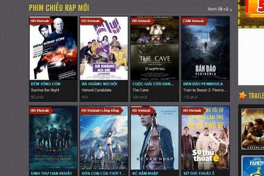 3 lần bị nhà mạng chặn, website phim lậu lớn nhất Việt Nam vẫn cố sống vì đâu?