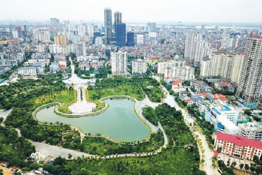 Bộ Nội vụ xây dựng nghị định thí điểm tổ chức mô hình chính quyền đô thị Hà Nội