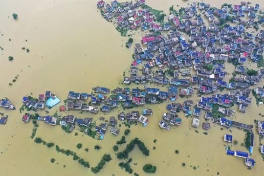 Đập Tam Hiệp không thể giúp Trung Quốc thoát khổ đau lũ lụt