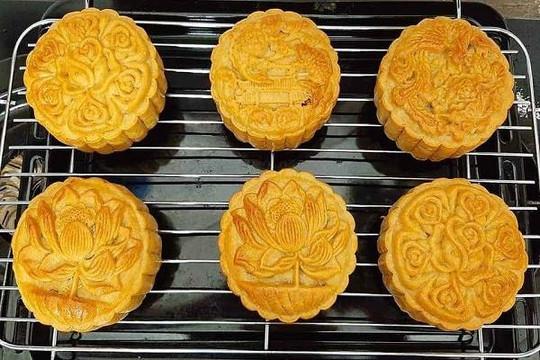 Siết chặt kiểm tra chất lượng bánh trung thu handmade, truyền thống