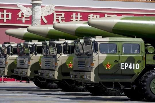Mỹ, Nhật phản ứng sau vụ Trung Quốc phóng tên lửa vào Biển Đông