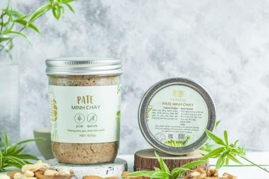 TP.HCM: 1.290 khách hàng mua 1.559 sản phẩm pa tê Minh Chay