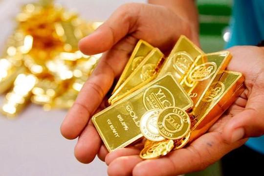 Giá vàng tăng trở lại, dự báo còn nhiều biến động mạnh