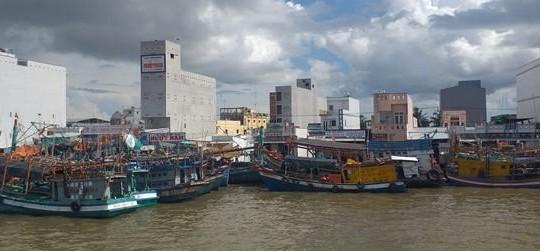 Cà Mau: Vi phạm lãnh hải, hai tàu cá cùng 20 ngư dân bị phía Thái Lan bắt giữ