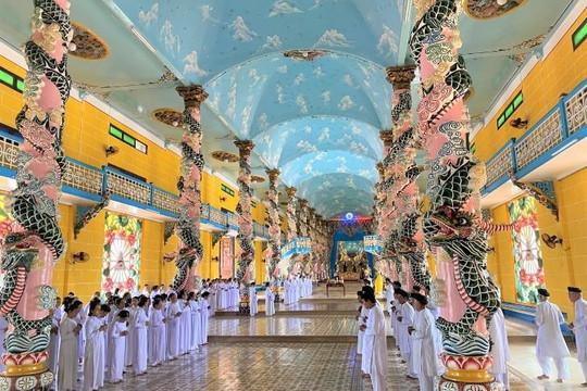 Những lễ hội đặc sắc ở Tây Ninh