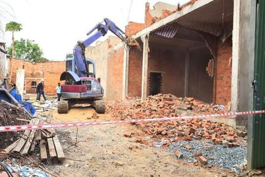 TP.HCM: 504 công trình vi phạm trật tự xây dựng 8 tháng đầu năm