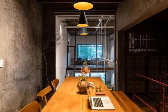 Quán cà phê ở Quy Nhơn có thiết kế tối giản xuất hiện trên báo kiến trúc quốc tế