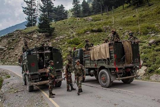 Trung Quốc cáo buộc Ấn Độ nã súng tại biên giới